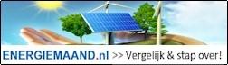 Deze maand is het Energiemaand - vergelijk de energieleveranciers op EnergieMaand.nl